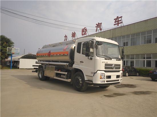 东风油罐车|随州力神油罐车|东风10吨到20吨油罐车全系列
