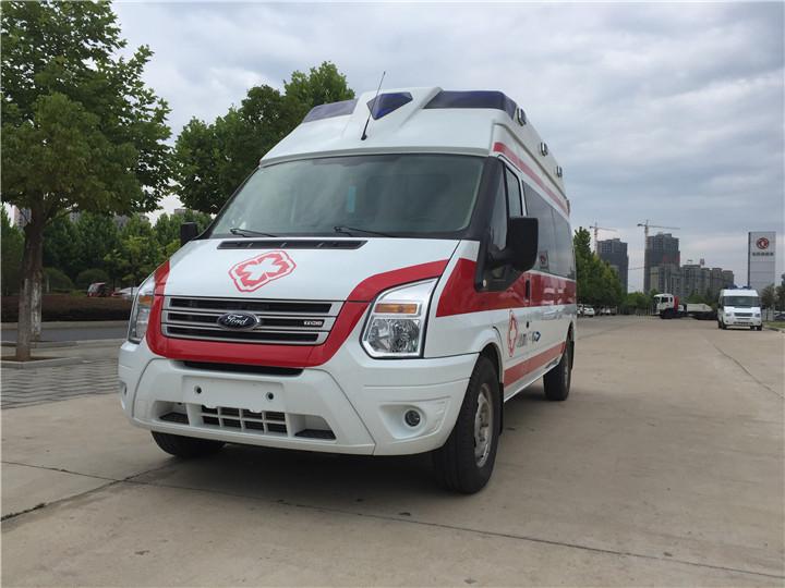 福特v348救护车价格/福特v348监护型救护车