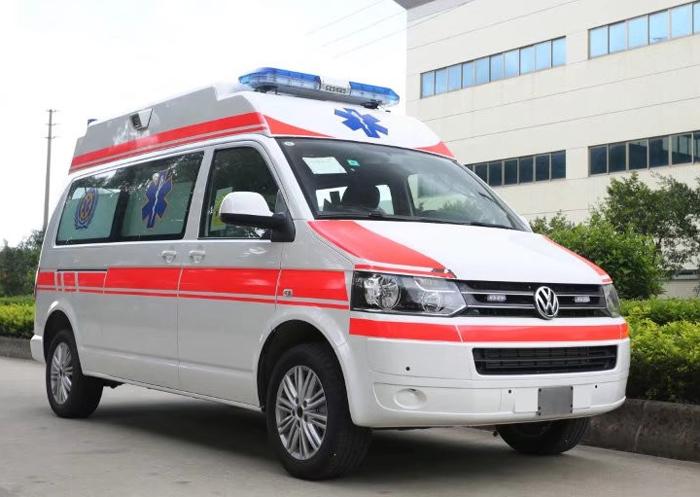 大众凯路威T6救护车/大众救护车厂家