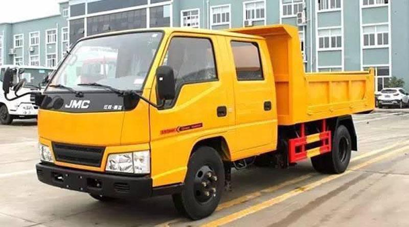 新款江铃自装卸式垃圾车热销价格