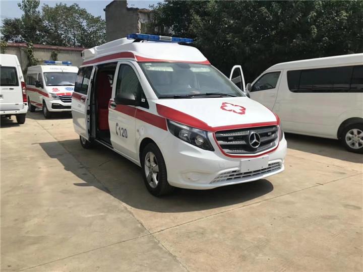 奔驰救护车厂家价格/奔驰救护车多少一辆?