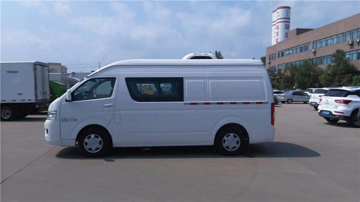 福田G9面包冷藏车-福田G9柴油面包冷藏车-福田G9面包冷藏车价格