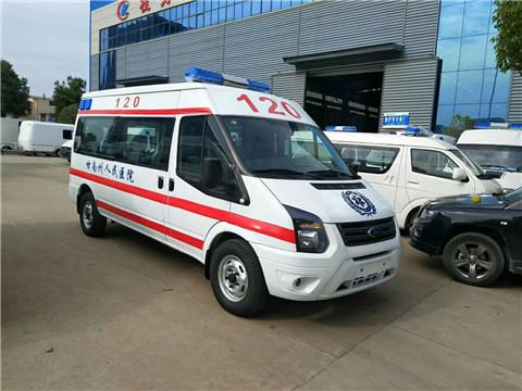 120急救车不同用途如何选择合适的配置