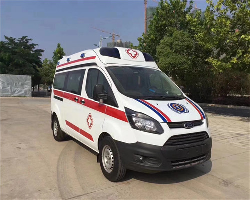 新全顺监护型救护车价格及厂家?