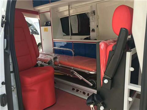 120医疗救护车的配置、品牌、用途详细分类及标准