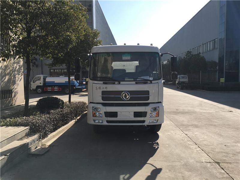 东风天锦洒水车多少钱