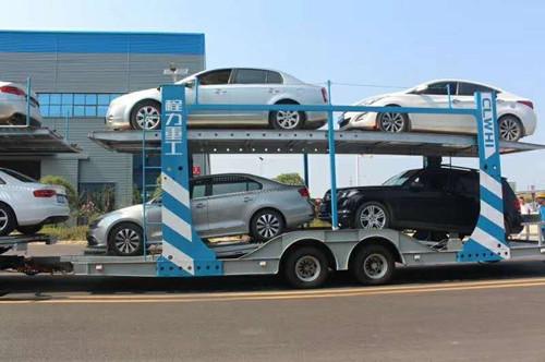 如何选购一辆好的中置轴轿运车?_轿运车厂家