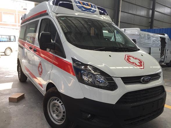 新全顺福特V362救护车多少钱一辆