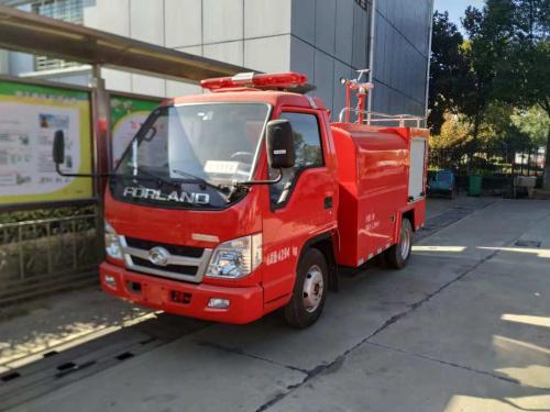 小型村镇消防车|乡镇消防车—小小身材作用大!