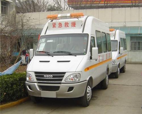 矿山救护车价格及厂家