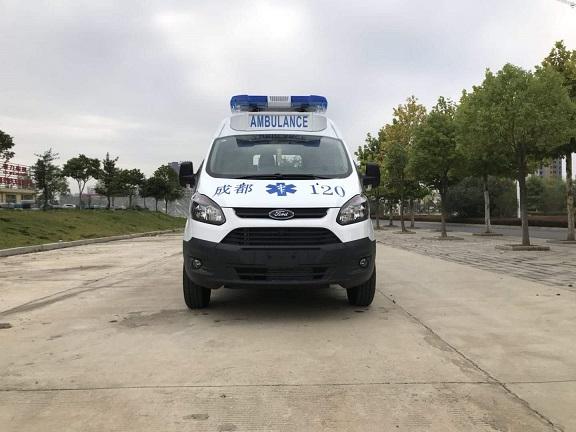 福特新全顺V362救护车哪里的价格最实惠