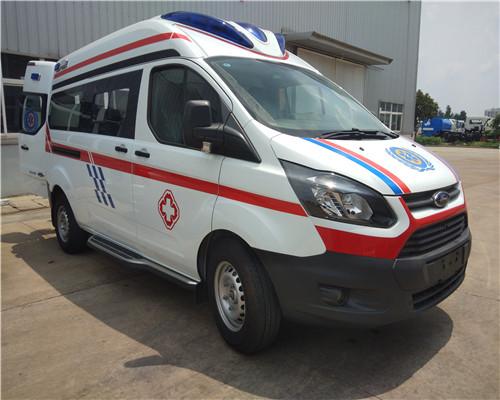 监护型救护车的标准配置有哪些,价格多少?