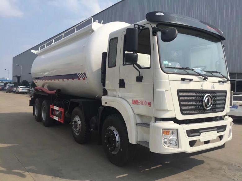 散装水泥运输车粉粒物料运输车多少钱