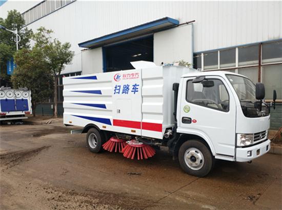 扫路车 洗扫车 吸尘车  厂家直销 最新价格