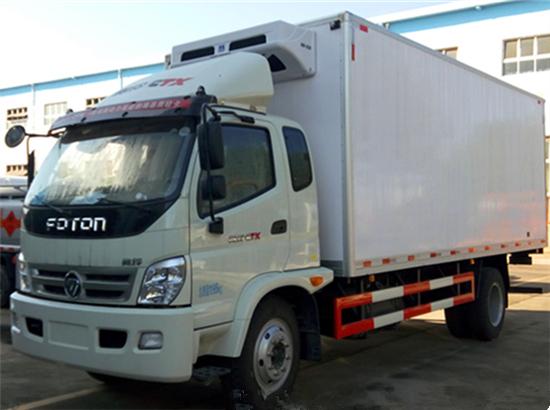 4.2米江淮、江铃、五十铃冷藏车、冷冻车、保温车多少钱一辆