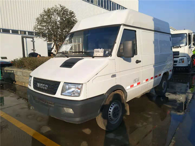 春节前采购依维柯面包型冷藏车最高优惠万元