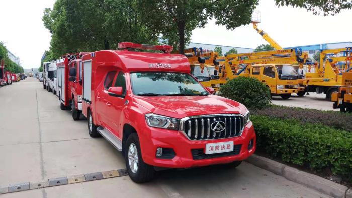经济实用的消防巡逻车—治安巡逻车厂家直销