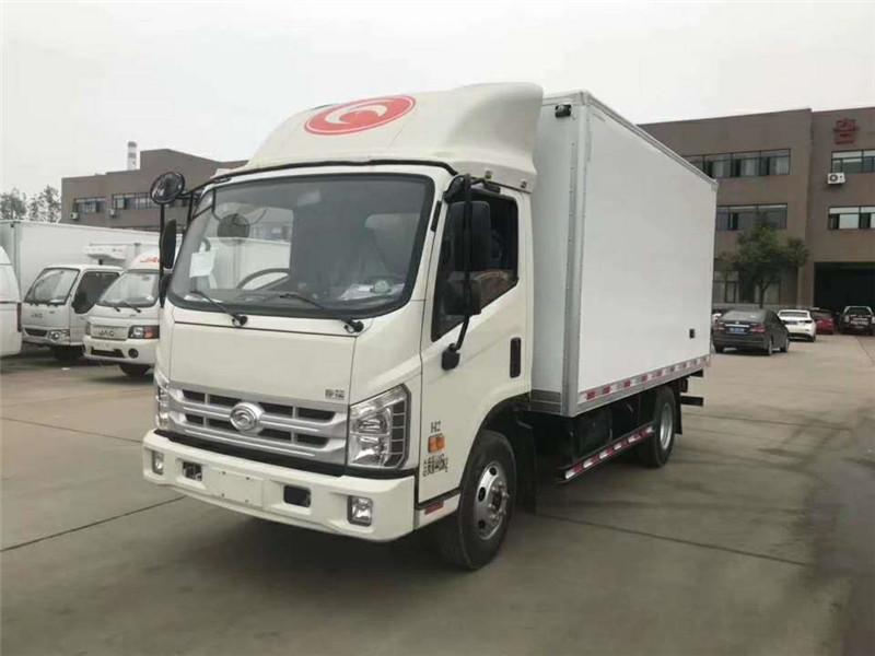 2019款福田康瑞H2冷藏车最新价格表