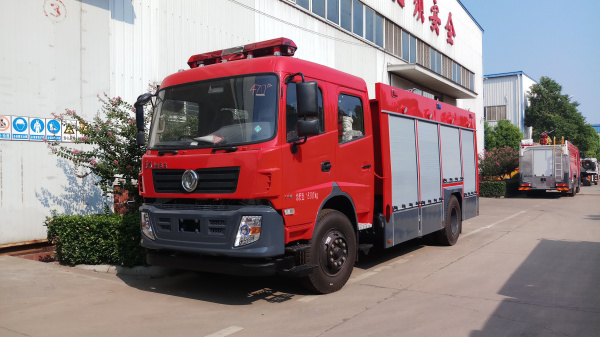 水罐消防车系列大盘点 消防车厂家