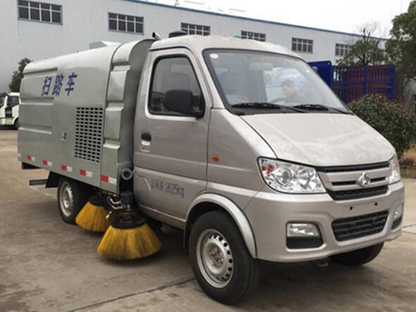 长安小型扫路车_小型扫路车多少钱_小型扫路车生产厂家
