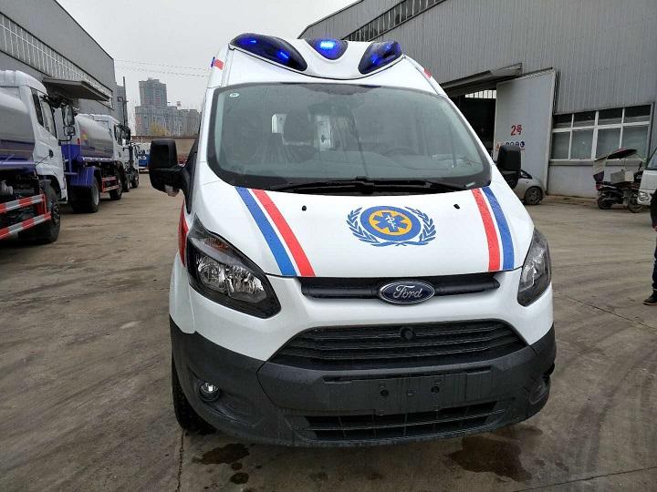 新全顺救护车生产厂家