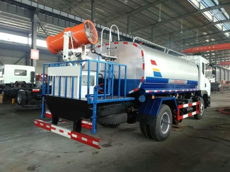 洒水车水泵不吸水问题该怎么解决