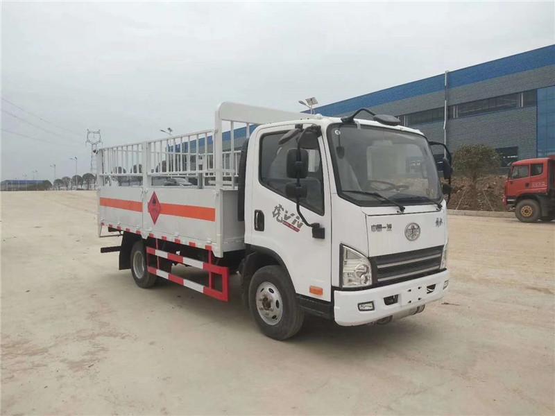 解放4米2气瓶运输车-解放4米2气瓶运输车价格