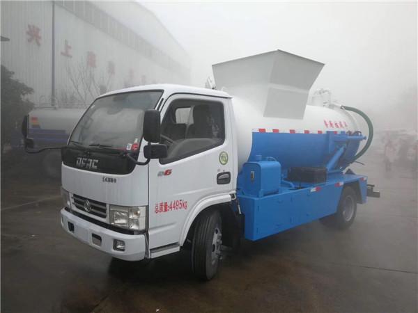 东风5方餐厨垃圾车