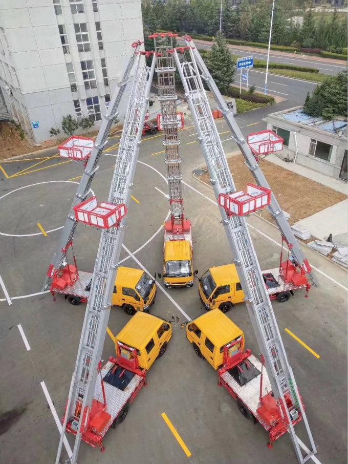28米云梯车多少钱