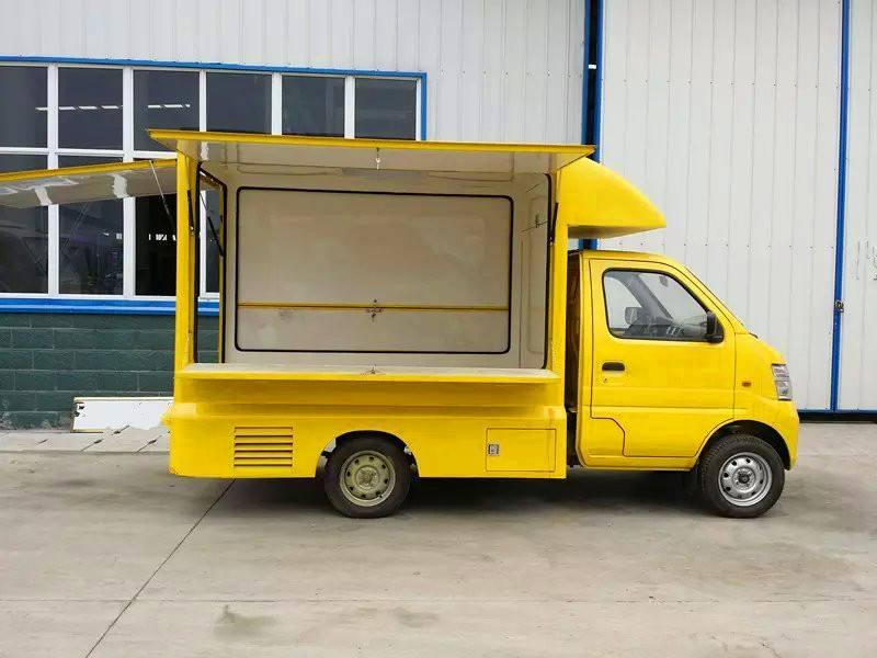 移动售货车价格
