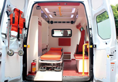 V362航空舱救护车_V362监护型救护车_V362转运型救护车