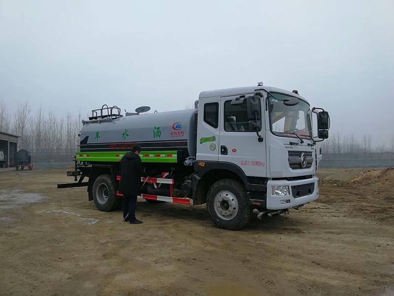 東風多利卡D9灑水車15噸價格一覽表