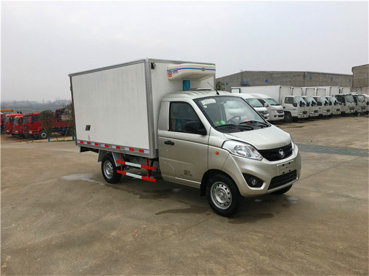 福田冷藏車,福田祥菱冷藏車,福田祥菱冷藏車價格