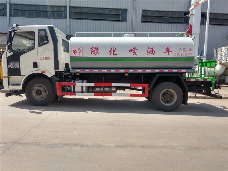 15噸灑水車價格_配置_圖片/15噸大型灑水車