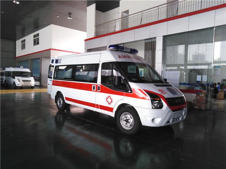 怎样区别救护车与医疗车?