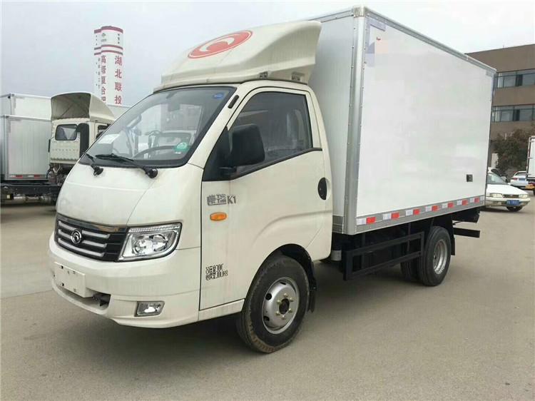福田最小款柴油冷藏车值得大家选购