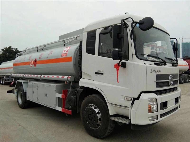 东风天锦加油车价格_12吨加油车多少钱_厂家报价_图片