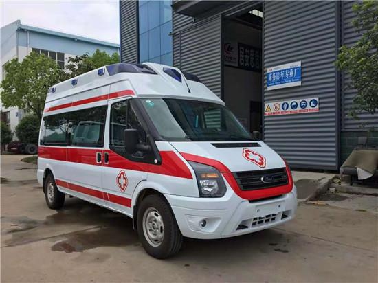 福特V348新世代救护车_程力车之都_V348新世代救护车生产厂家电话