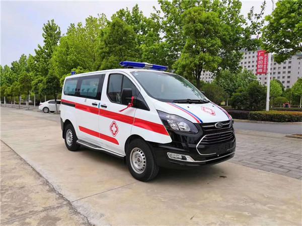 国内卖得最火的10款救护车,这款福特急救车月销量高达5万辆