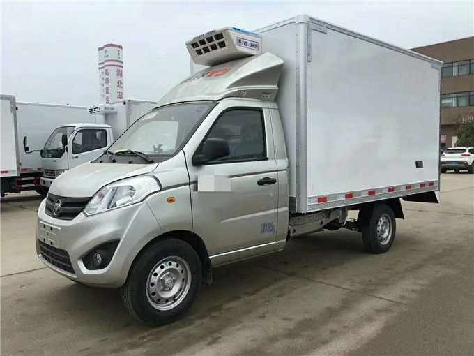 福田冷藏车厂家_冷藏车多少钱一辆_贵不贵_2.8米冷藏车价格