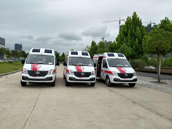 上汽大通救护车生产厂家