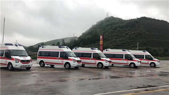 V348江鈴福特新世代救護車_V348新世代長軸高頂救護車_江鈴福特救護車廠家在哪?