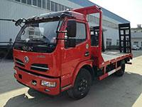东风福瑞卡平板运输车-东风平板运输车报价-平板运输车厂家