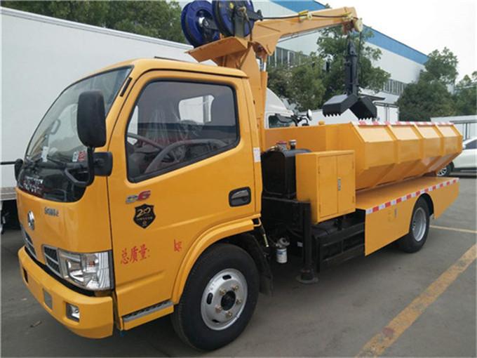 市政清淤车厂家在哪-清淤车多少钱一辆
