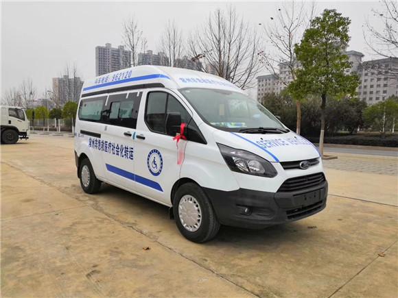 流動服務車_福特全順V362流動服務車廠家_配置圖片
