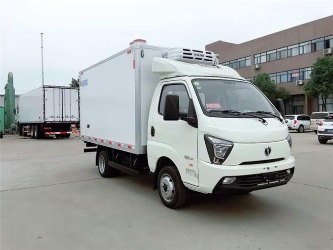 3.5米小型冷藏车哪里有卖—飞碟遆途冷藏车厂家直供