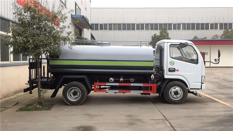 东风天锦国六15吨绿化环卫洒水车厂家报价