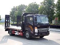 重汽豪曼平板运输车_重汽平板运输车厂家_平板运输车价格