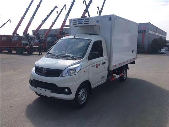 国六冷藏车厂家直销|福田祥菱冷藏车|2.75米冷藏车|小型微卡冷藏车厂家直销