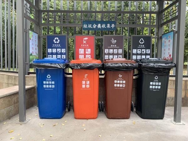 垃圾分類了 我們用什么樣的垃圾車來分類轉運